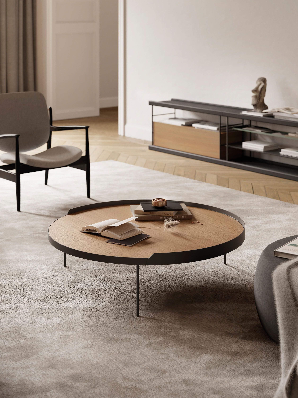 Gau Coffee Table Designer Furniture Architonic Coffee Table Steel Furniture Design Furniture [ 3000 x 2250 Pixel ]