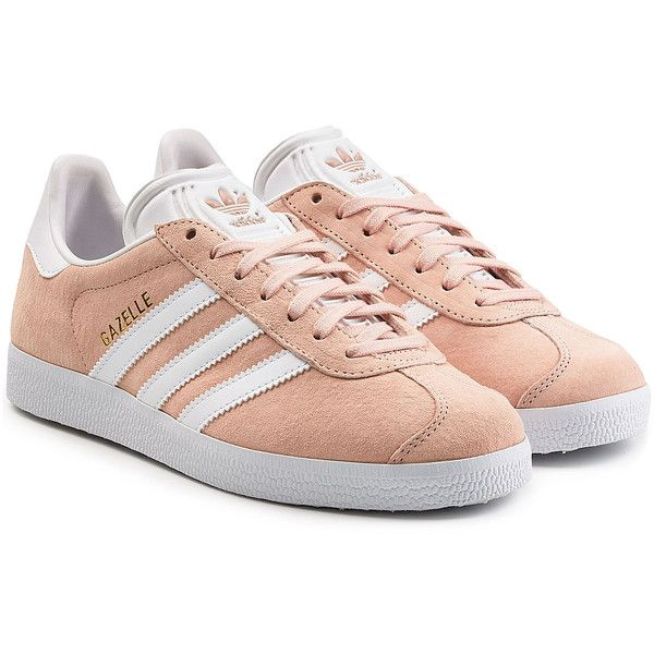 huge discount b60da e1a1e Adidas Originals Suede Gazelle Sneakers (127 AUD) ❤ liked on Polyvore  featuring shoes,