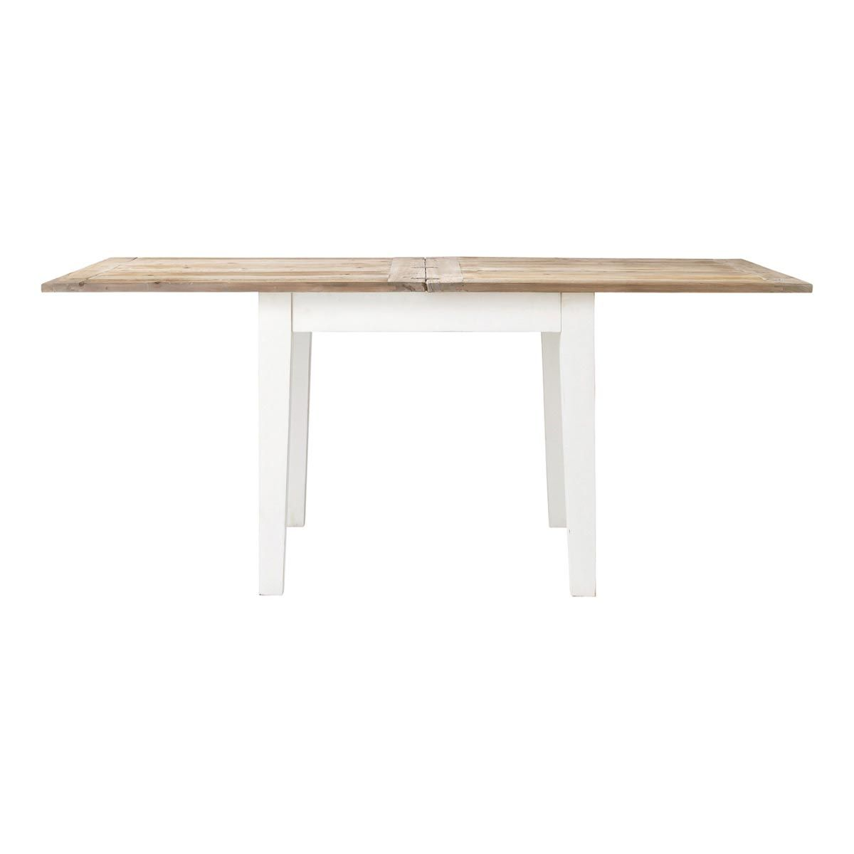 Extendible Seater Dining Table W Cm Tables De Cuisine - Table pliante 240 cm pour idees de deco de cuisine