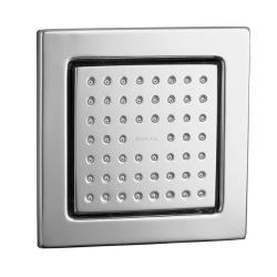 Kohler K-8002-CP Polished Chrome Watertile Square 54-Nozzle Bodyspray