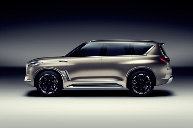 2020 Infiniti QX80 Specs | REPUBLIC OF CAR | Suv trucks, Concept Cars, Infinity auto