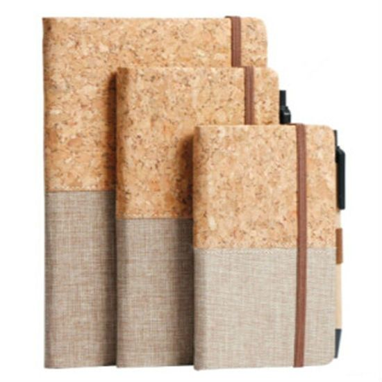 Cork Art Wedding: Cork Notebooks As Wedding Favors Maybe? Combines