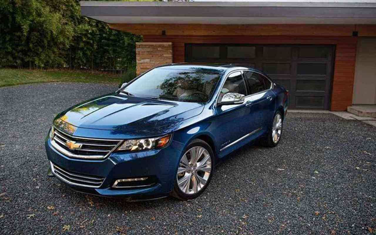 2020 Chevy Impala Ss Ltz Concept and Review