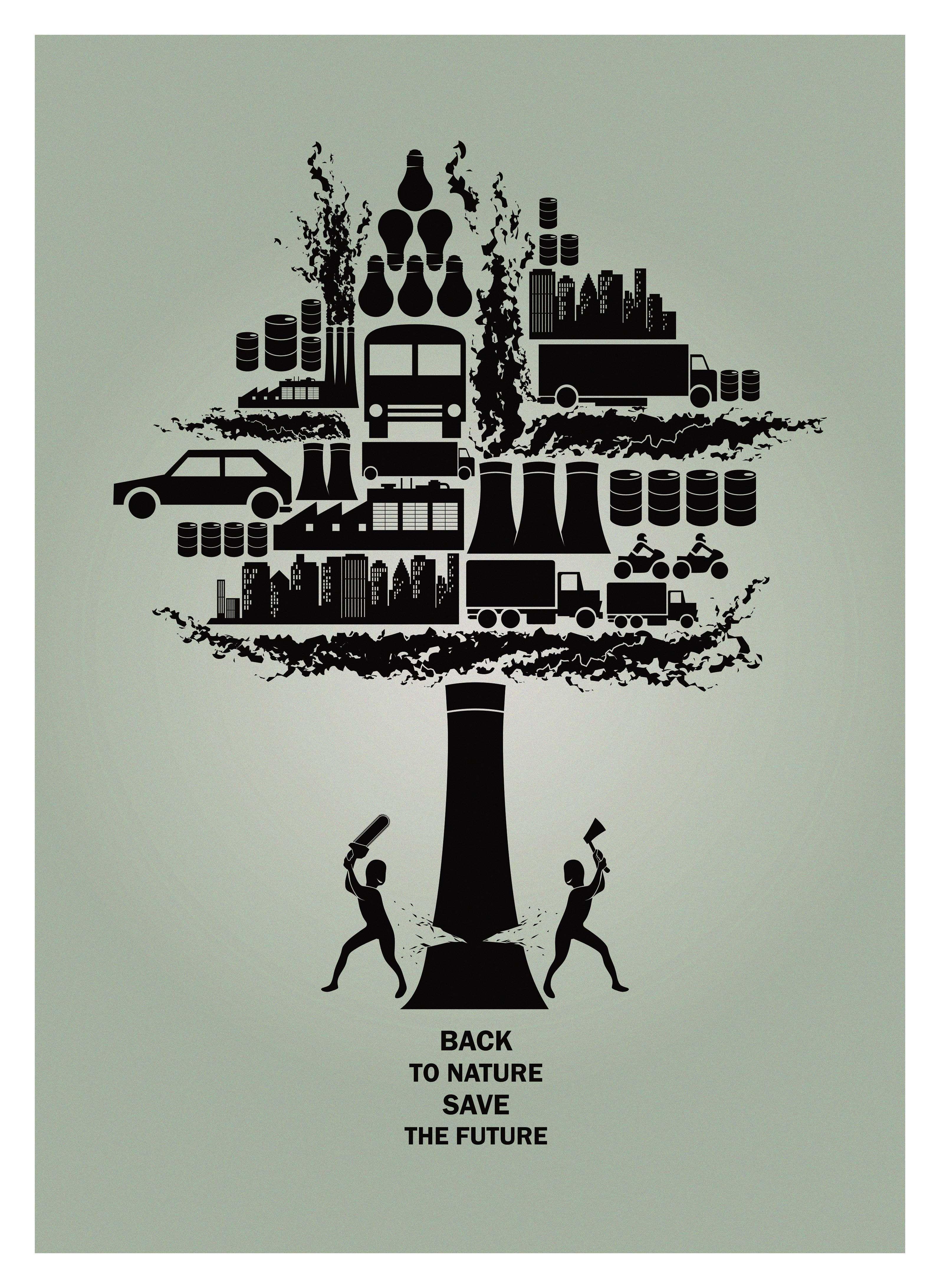 Pollution Tree: Reflexionalo   Information + No ...