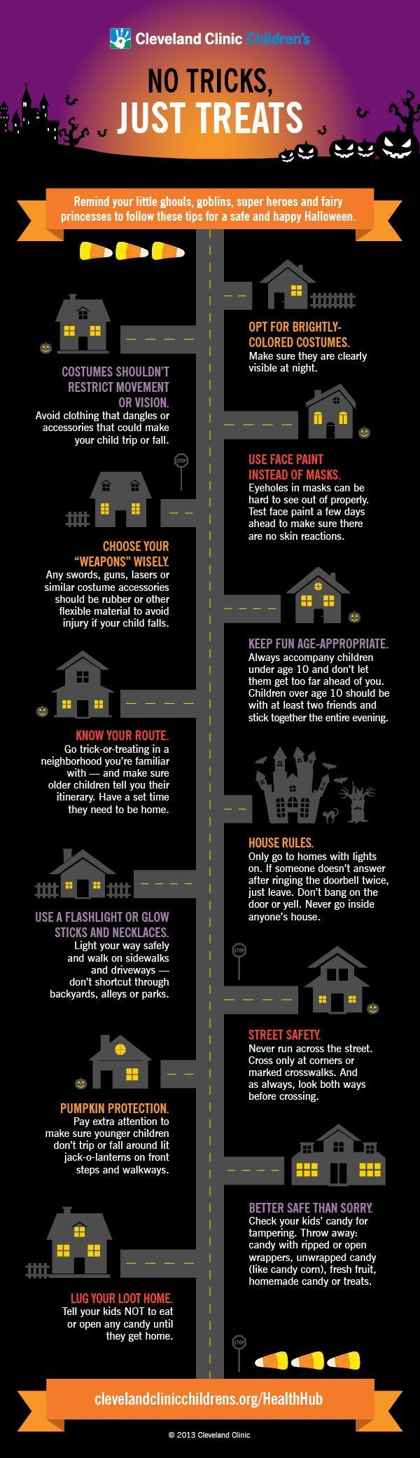 Ultimate Guide to Safe TrickorTreating Halloween