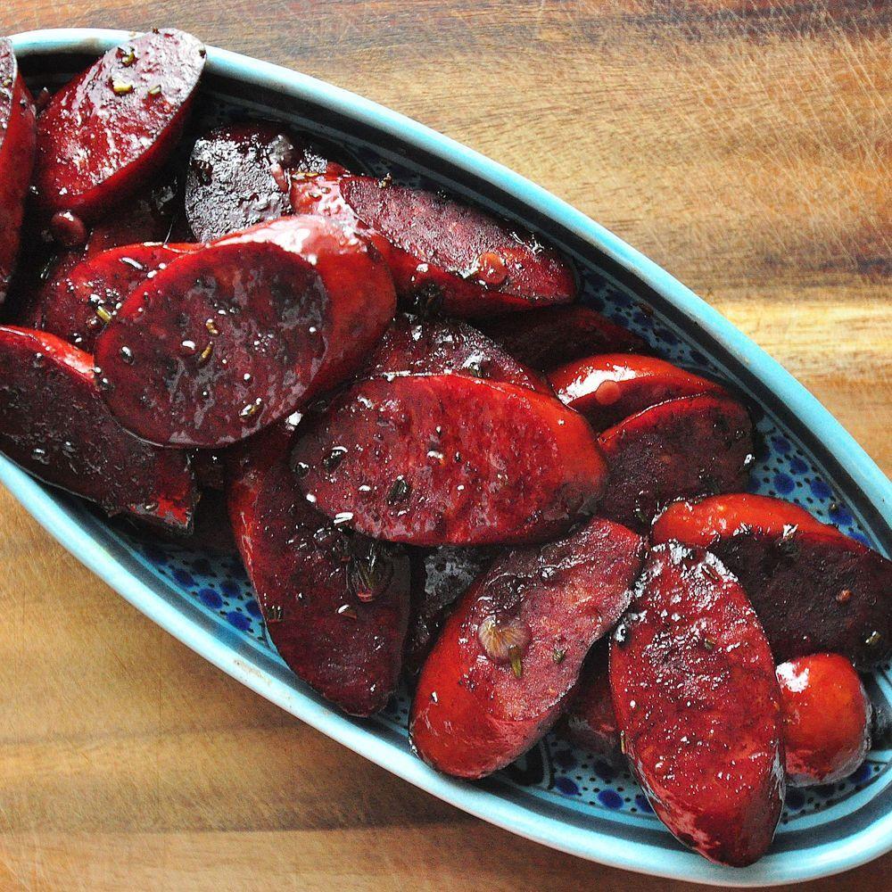 Chorizo Borracho Recipe On Food52 Recipe Recipes Tapas Recipes Food 52