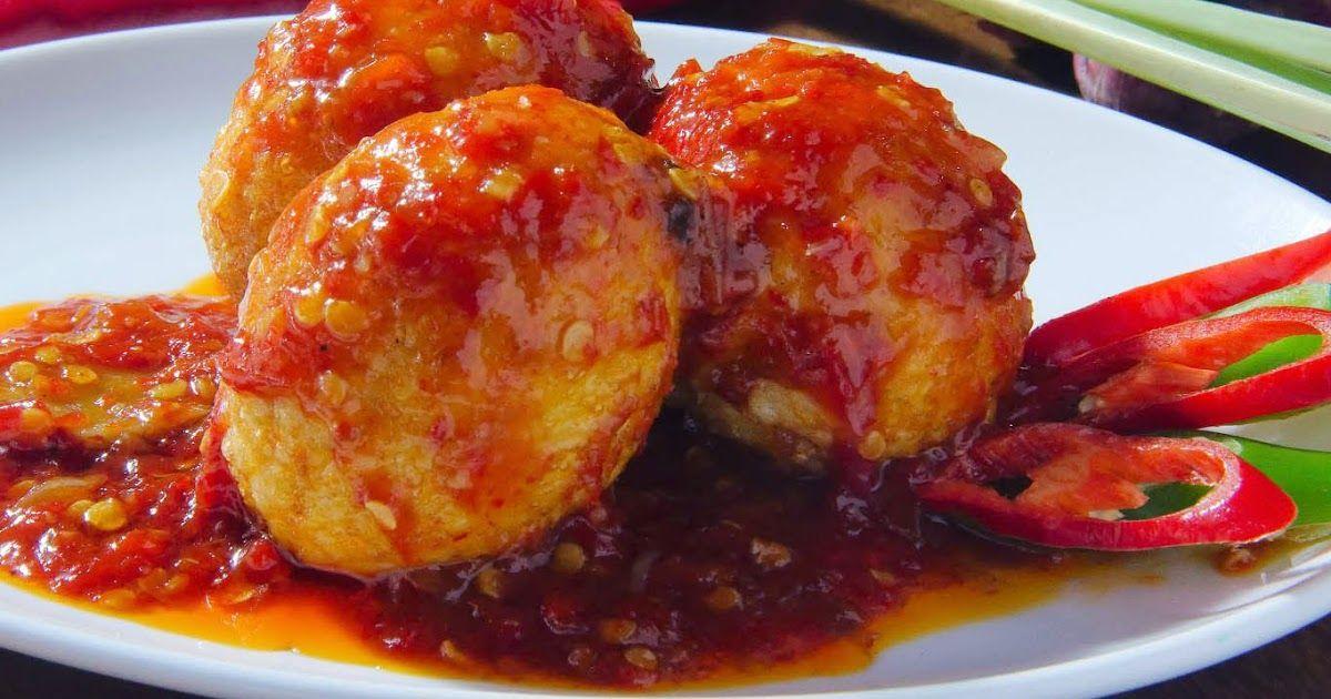 Resep Telur Balado Padang Pedas Mau Memang Masakan Minangkabau Ini Punya Rasa Padeh Seperti Sambal Goreng Cara Membuat Yang Masakan Resep Resep Masakan