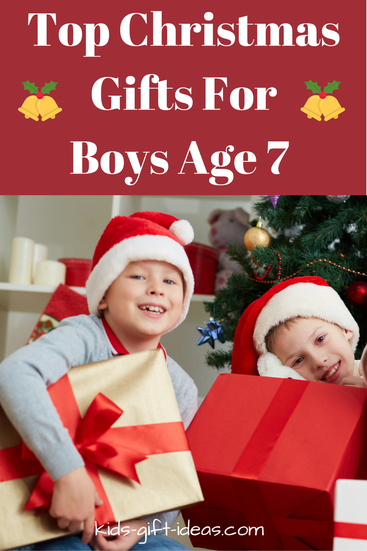 Great Gifts For 7 Year Old Boys Birthdays & Christmas ...