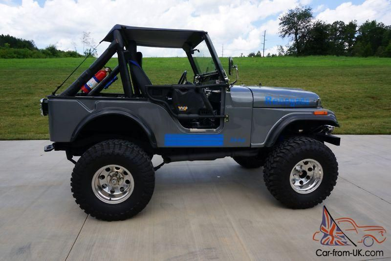 1978 Jeep Cj5 Renegade 304 Awesome Jeep Cj5 Jeep Cj Jeep