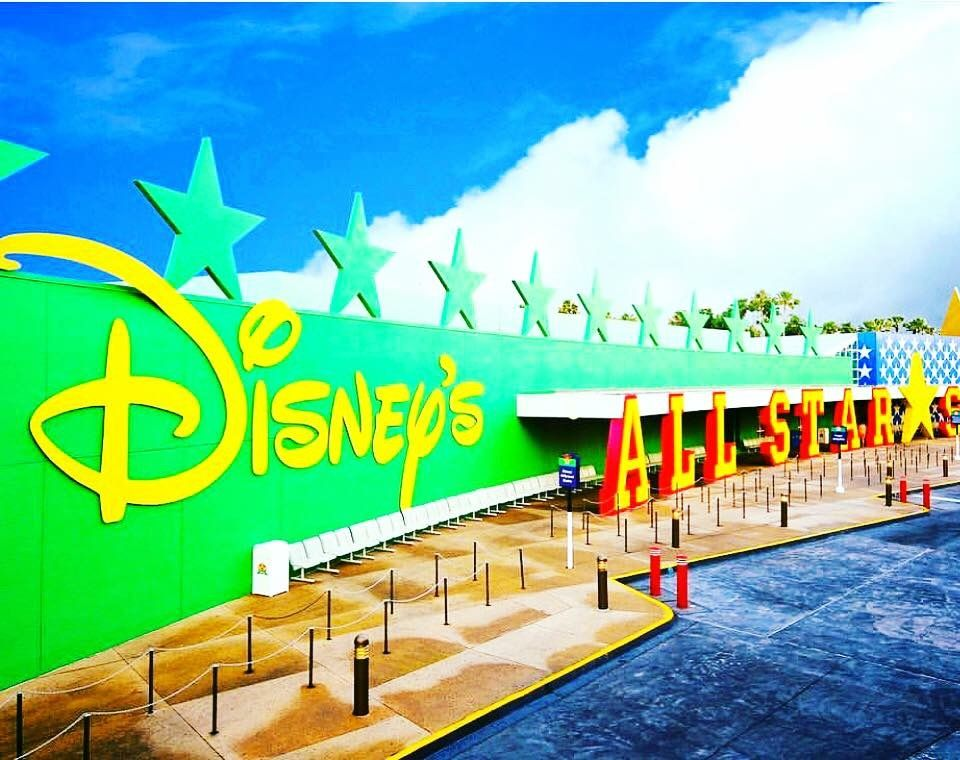 Disney all star resort