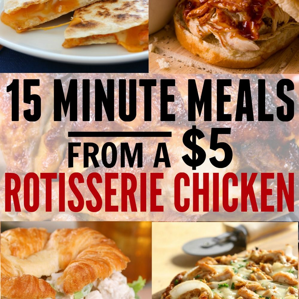3 weeks of cheap dinners ready in under 15 minutes 15 minute
