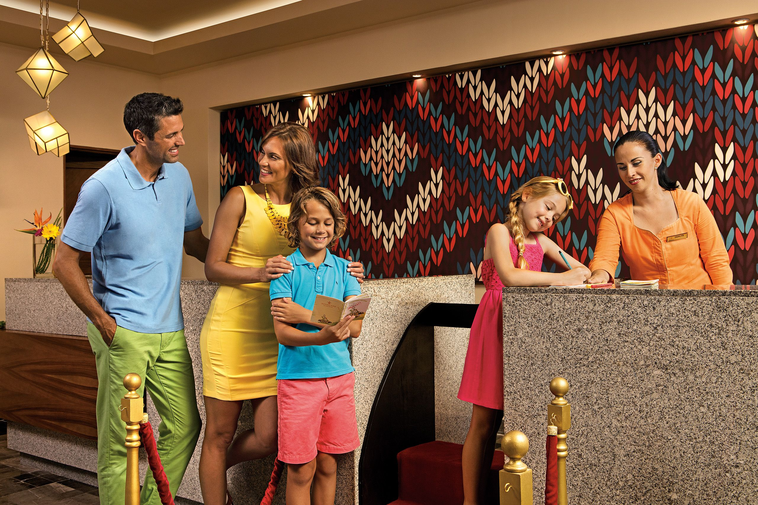 Kids can feel like the kings and queens of the castle when