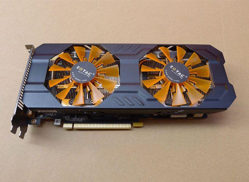 Zotac Geforce Gtx760 2gb Gddr5 256bit Pci E Video Card Video Card Cards Graphic Card