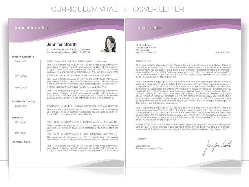 Cv Resume Cvtemplate Cvdesign CvspecialCom  Cv