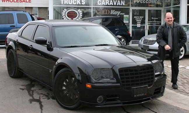 Chrysler 300 Black Out With Images Chrysler 300 Chrysler