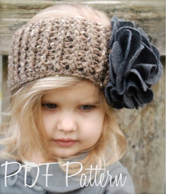 Crochet PATTERNThe Willow Warmer Toddler Child por Thevelvetacorn ...