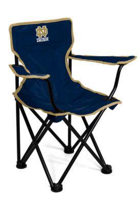 University Of Notre Dame Fighting Irish Toddler Chair