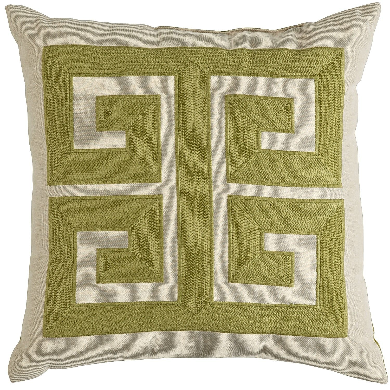 Accent Pillows Color Moss X Polyester Fabric Treated For UV Protection Spot Clean Only Indoor Outdoor Use
