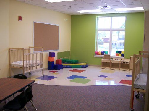 church toddler room design | first baptist church, education