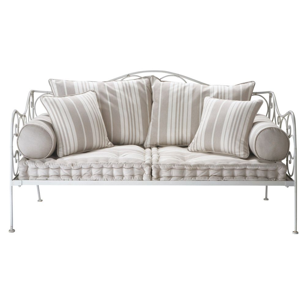 2-Seat Daybed JUSTINE | Ideas for the House | Pinterest | Banquettes ...
