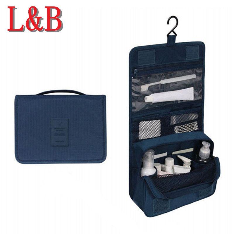 bb145f3fcbb6 2016 High Quality Portable Man Travel Wash Bag Large Capacity Waterproof  Cosmetic Bag Pouch Men s Bath Toiletries Bag Makeup Bag