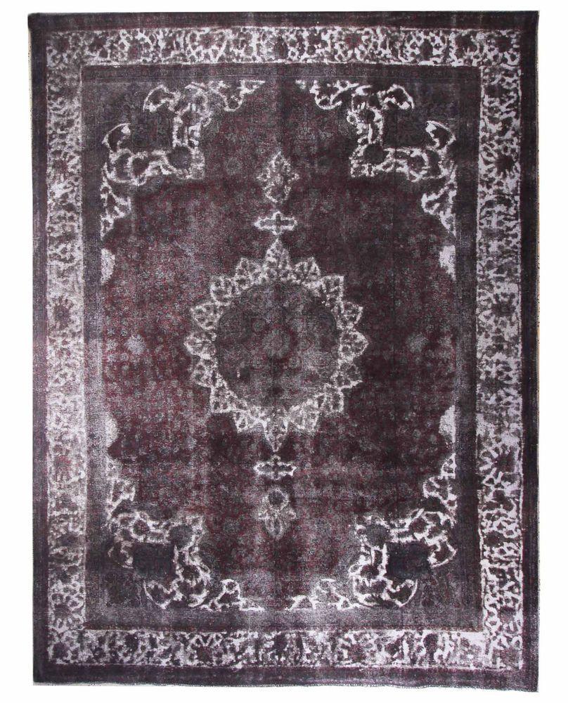 Vintage Perser Teppich Handgeknupfte 400 X 300 Cm Orient Taeppe Rugs Orient Orientteppich Teppich