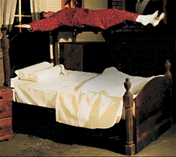 #L21HALLOWEEN: Top 5 Entertaining Pranks- Exorcist Bed