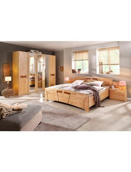 Home affaire Schlafzimmer-Set (4-tlg) »Sarah«, mit Bett 180/200 und - komplett schlafzimmer günstig