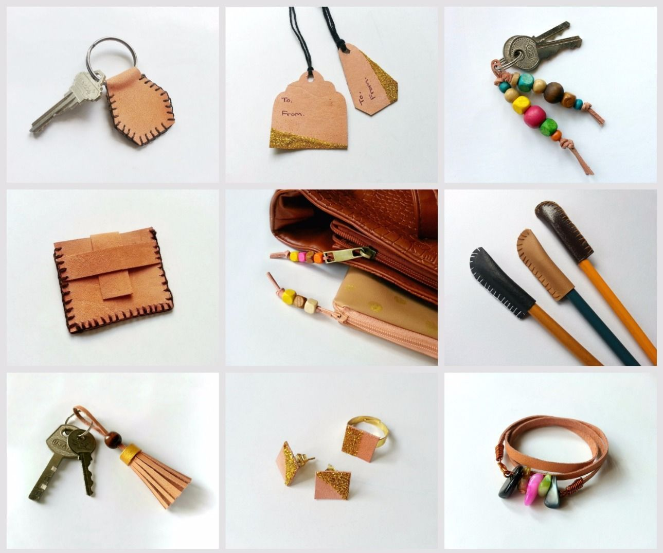 Leather crafts for beginners 70