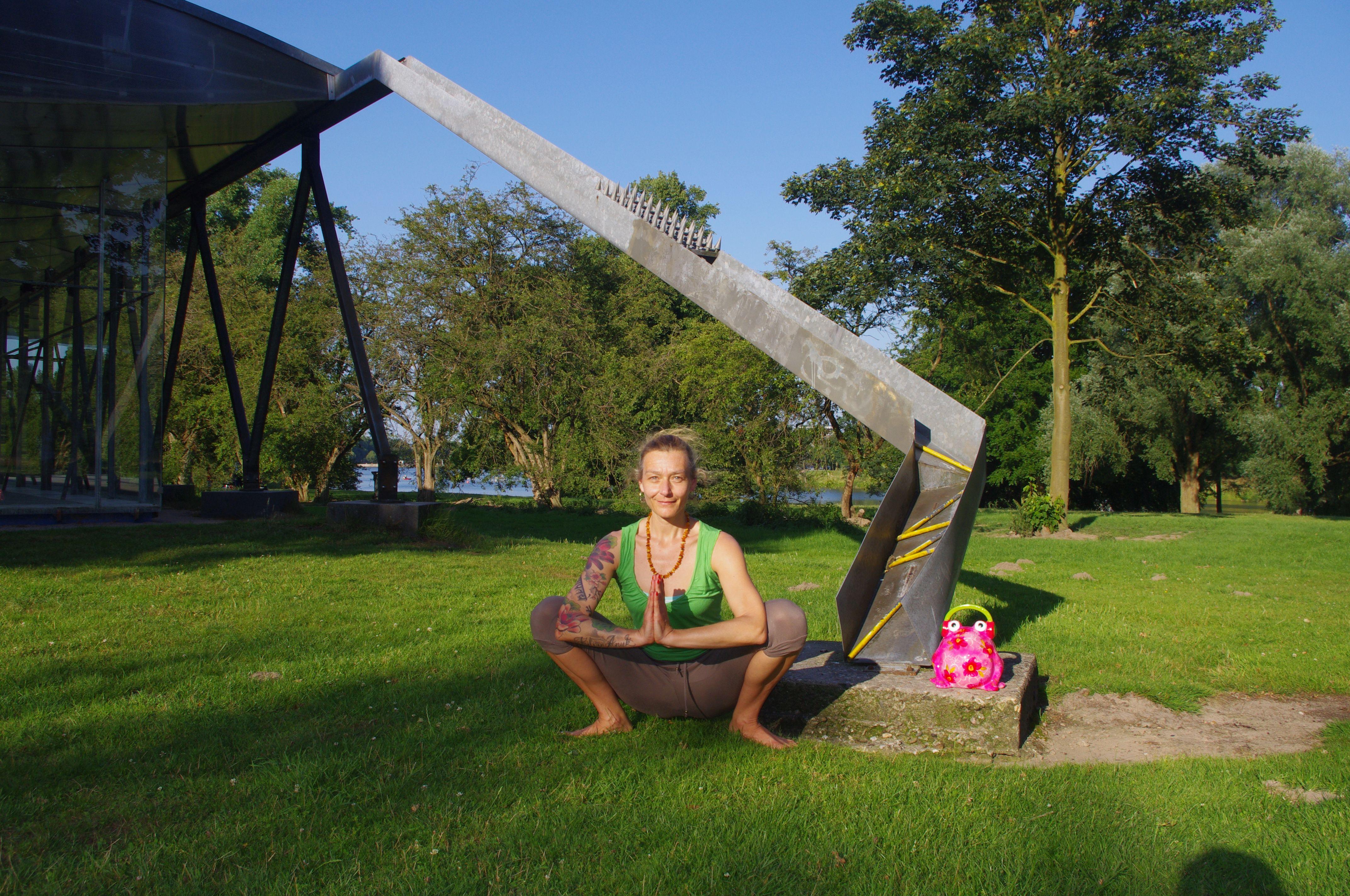 Pin von Ilona Tertilt auf YOGA SOMMER MÜNSTER Yoga