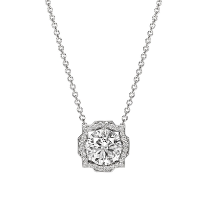 This is a homerun guys swiiiiing batter belle by harry belle by harry winston diamond pendant diamond pendant with a colorless round brilliant diamond center stone featured here in a carat center stone aloadofball Images