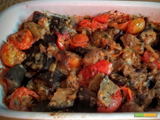 """E se avanza qualcosa...Parmigiana """"scappata""""!  #ricette #food #recipes"""