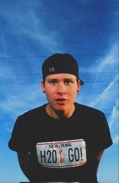 Tom Delonge Young