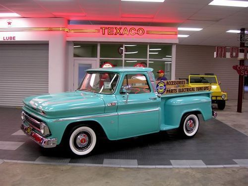 1965 Chevrolet Pickup Buy New 1965 Chevrolet C10 Stepside Truck