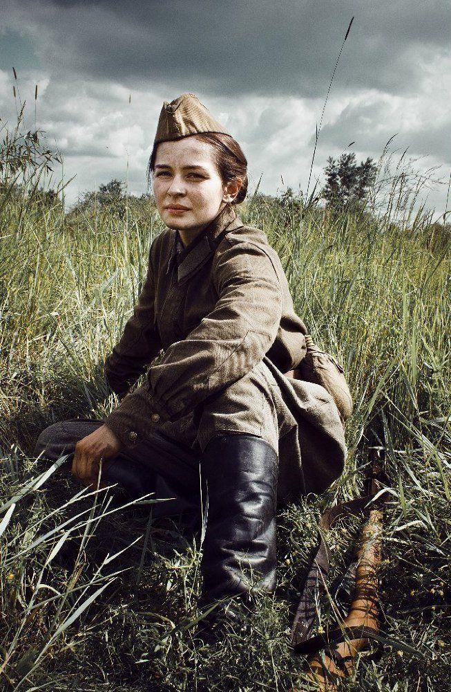 Bitva za Sevastopol (2015) IMDb Wwii women, Female