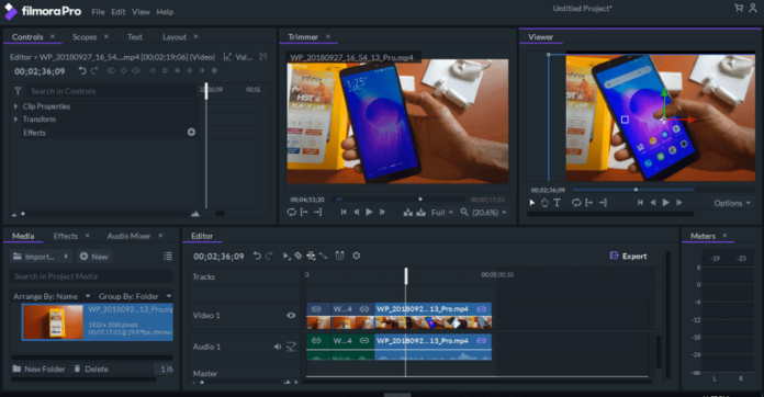 Filmora Pro Filmora 9 Free Download Wondershare Filmora In 2020 Video Editing Software Video Editing Text Layout