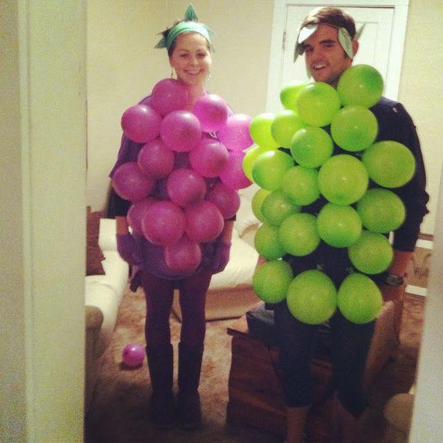 Grape Halloween Costumes