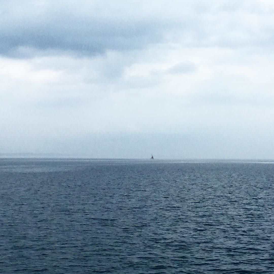 Gemini Catamaran out for a sail Thursday afternoon. by sailtc