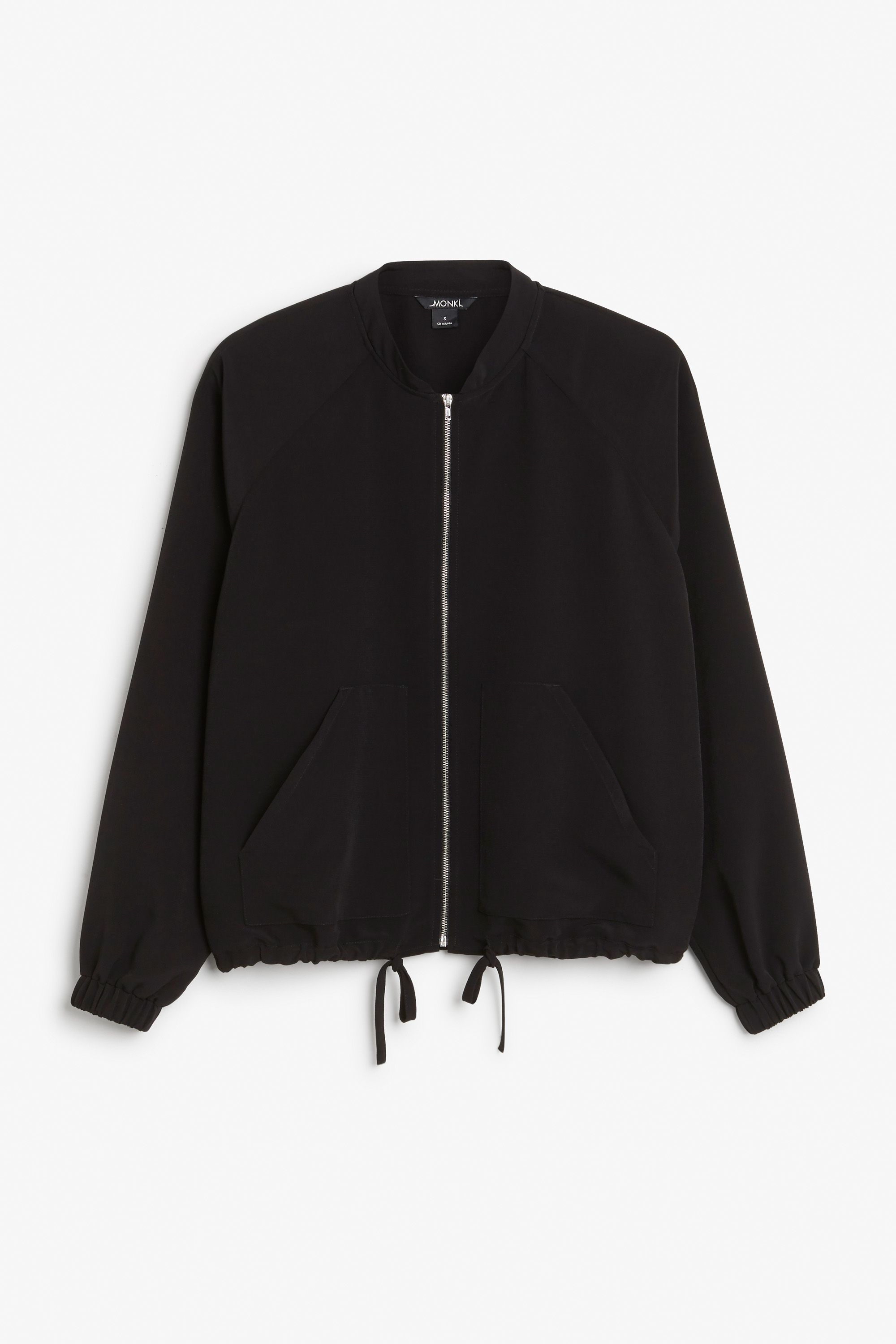 This A-MAZING zip-up blouse is perfect to throw on top of one of those base layers.