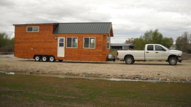Tiny House Blog On Wheels Little Cabin Houses