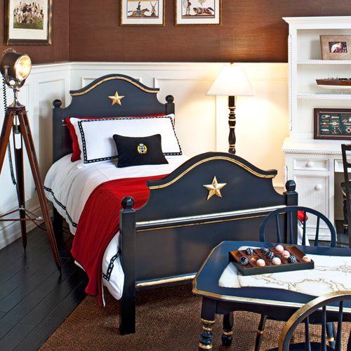 Grey Bedroom Pop Of Color