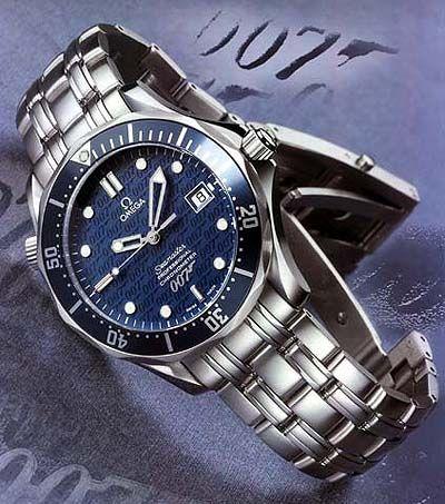The OMEGA Seamaster Diver 300M and Daniel Craig