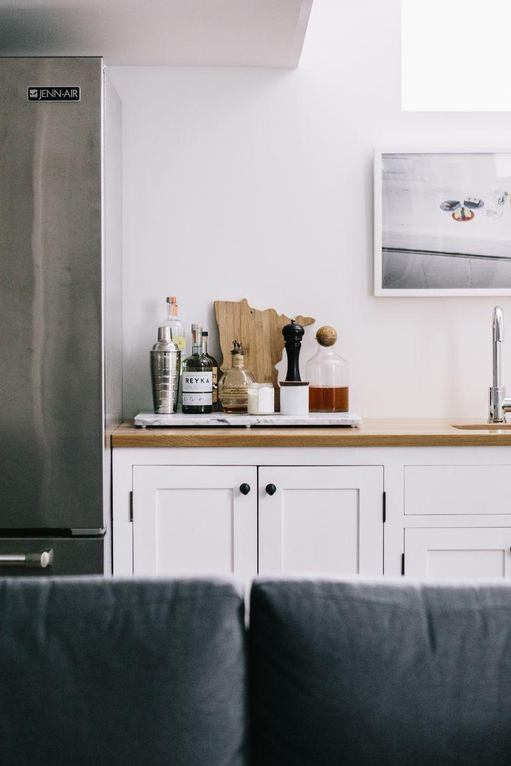 The Missing Piece(s | Deko blumen, Rahmen und Küche