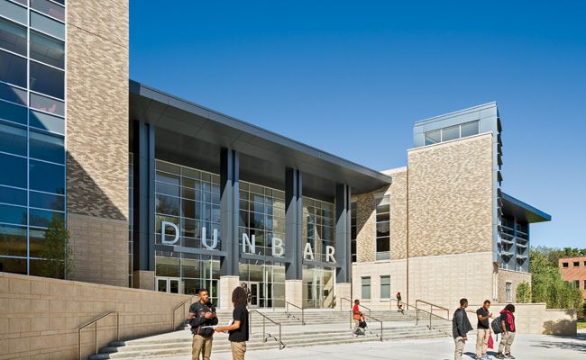 Charming Dunbar Senior High School By Perkins Eastman And Moody Nolan In Washington,  D.C. Amazing Design