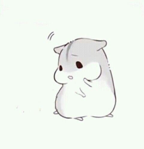 Ghim c a hoa anh t c biuti tr n chu t dessin animaux - Hamster dessin anime ...