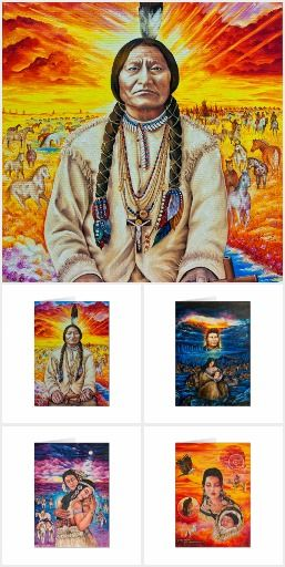 Native american indian greeting cards collection love native american indian greeting cards collection love alanjporterart kompas nativeamerican woman m4hsunfo
