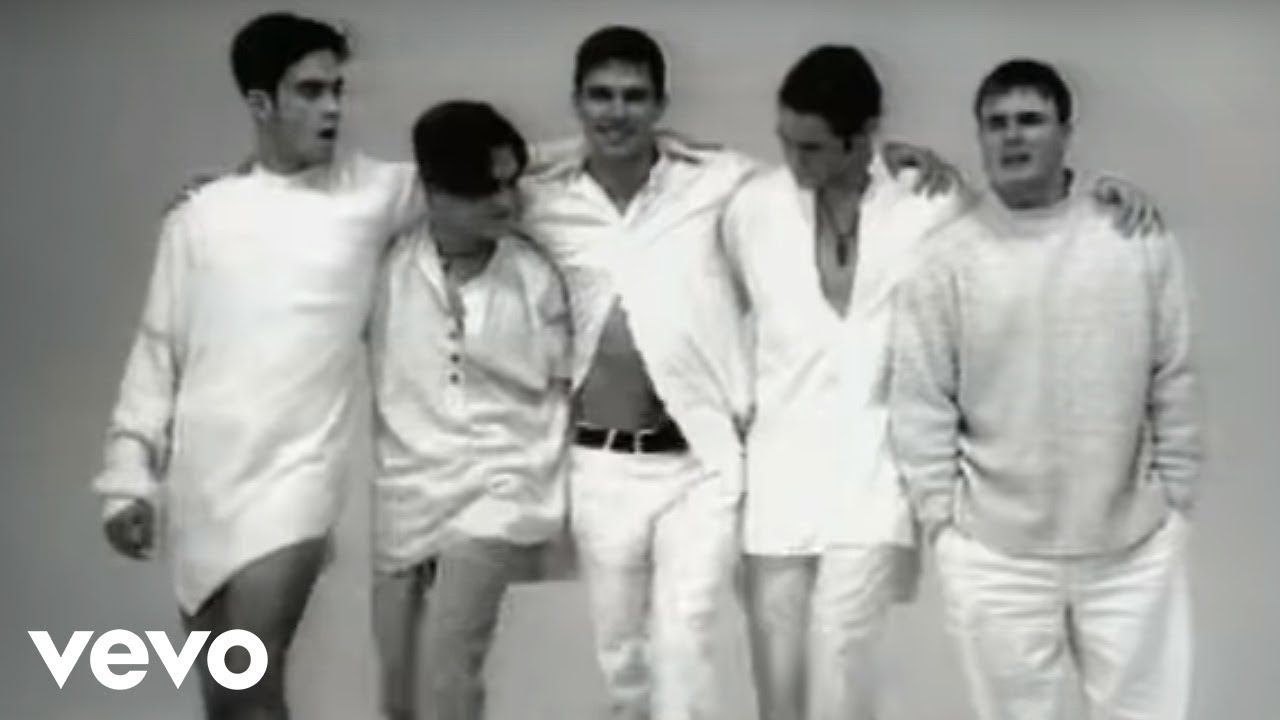 Take That Never Forget Number One 5 Aug 1995 3 Weeks 7th No 1