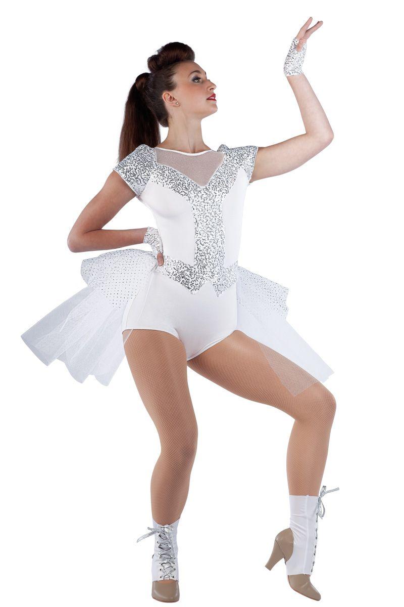 15345 Yoncé | Tap Jazz Funk Dance Costumes | Dansco 2015