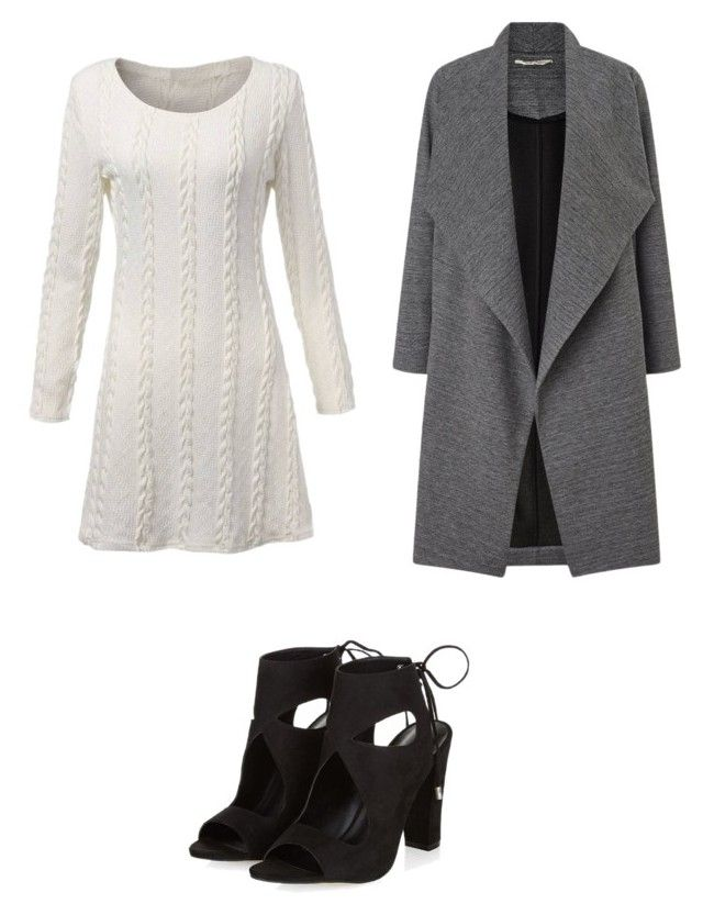Untitled #8 by agenao27 on Polyvore featuring polyvore, fashion, style, Miss Selfridge and clothing