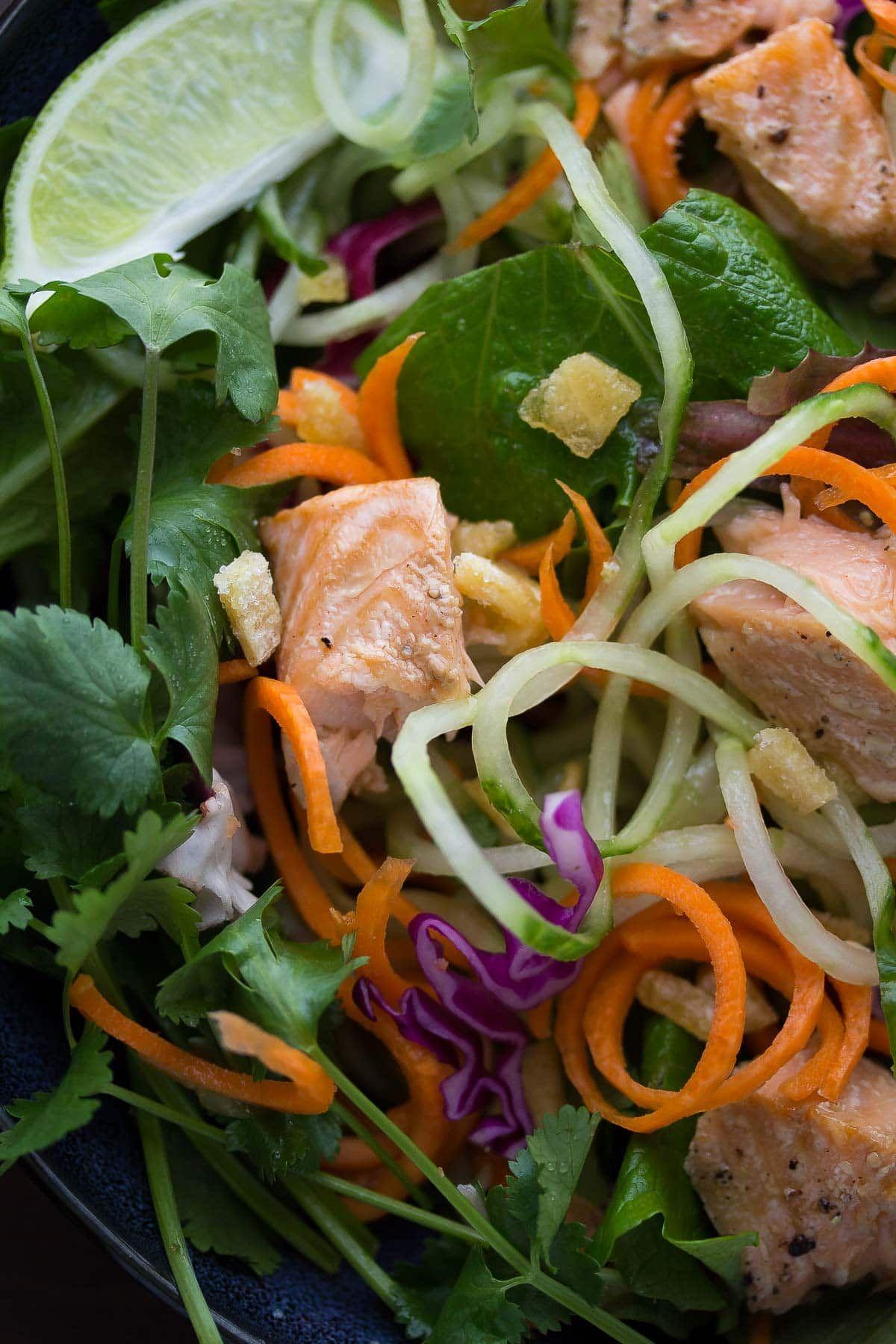 lime salad dressing recipes vinaigrette